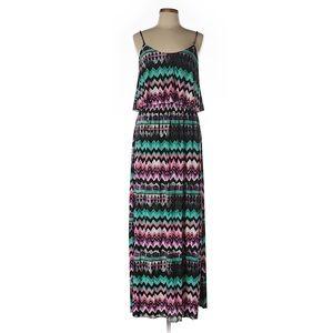 T Bags Los Angeles Maxi Dress